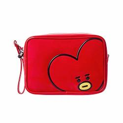 5464442fdd7a LINE FRIENDS BT21 Official Bts Merchandise By - Tata Enamel Cosmetic Bag  Travel Pouch For Toiletry And Makeup Designed By Bangta   R1194.00    Haircare ...