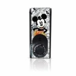 Disney Mickey Mouse Web Camera - 1.3M USB 2.0 Retail Packaged Disney Web Camera -usb 1.3M Web Camera -for Internet Application Such As Video