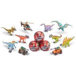 5 Surprise Dino Strike
