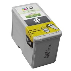 Epson Ld Remanufactured Replacement For S020108 S189108 Black Ink Cartridge