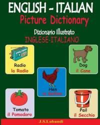 English-italian Picture Dictionary Dizionario Illustrato Inglese-italiano