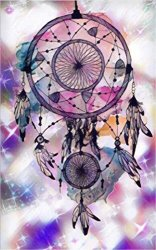 ZYEE Diamond Painting Diy 5D Diamond Painting By Number Kits Full Drill Crystal Rhinestone Embroidery Pictures Arts Craft For Home Wall Decoration Flowers Dream Catcher Hot ??