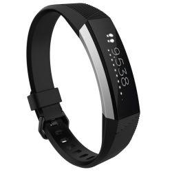 Killerdeals Silicone Strap For Fitbit Alta Men - Black