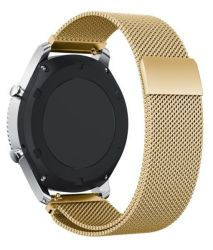 Milanese Loop For Samsung S3 Frontier & Classic Watch - Gold