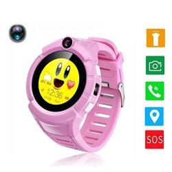 Tkstar Smartwatch With Camera For Kids Anti-lost Sos Apgs lbs Camera Wrist  Watch Pedometer Timer Watch Activity Tracker Safety M | R1148 00 |