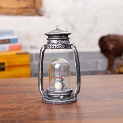 Hbhhb My Neighbor Totoro Night Lamp Studio Ghibli Cartoon LED Table Light Is The Best Gift For Child Anime Craft Decorative Lights 4 Optional A