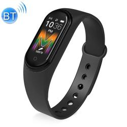 MI5 0.96 Inch Color Screen Smart Bracelet Support Call Reminder heart Rate Monitoring sleep Monitoring blood Pressure Monitoring Black