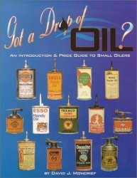 Got A Drop Of Oil: An Introduction & Price Guide To Small Oilers