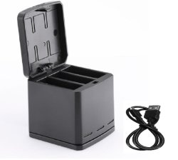 S-Cape Battery Charger For Gopro Hero 5 6