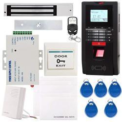 Uhppote Full Complete Biometric Fingerprint & Em-id Access Control System Tcp ip