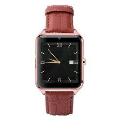 AGPtek Metal Bluetooth Smart Watch Calorie Calculation Sleeping Fitness Monitor For Samsung Galaxy S