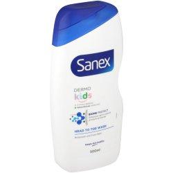 Sanex 500ml Dermo Kids Bath Foam Body Wash