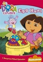 Dora the Explorer - Egg Hunt DVD