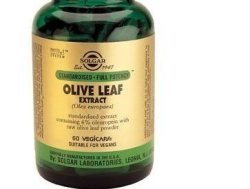 Buy Solgar Olive Leaf Extract Vegetable Capsules Online