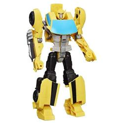 Transformers Toys Heroic Bumblebee Action Figure - Timeless Large-scale Figure Changes Into Yellow Toy Car - Toys For Kids 6 And