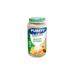 Purity - 4TH Foods Mixed Fruit With Yoghurt 250ML