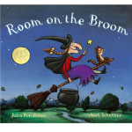 Room On The Broom - By Julia Donaldson