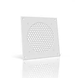 "AC Infinity White Ventilation Grille 6"" For PC Computer Av Electronic Cabinets Replacement Grill For Airplate S3 T3"