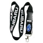Subaru Key Chain Neck Lanyard