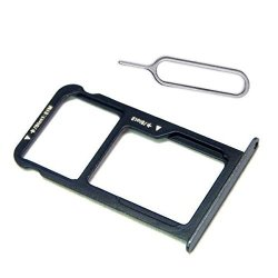 General Original Sim Card Tray + Micro Sd Card Holder Slot Adapter For  Huawei P9 Lite Gray | R605 00 | Cellphone Accessories | PriceCheck SA