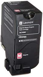 Lexmark 74C10M0 Unison Toner Cartridge Magenta