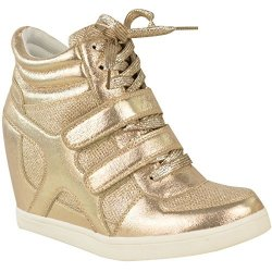 62ae489e1e4d0 Fashion Thirsty Womens Hi Top Wedge Sneakers Trainers Sport Ankle Boots  Size 8 | R1455.00 | Fancy Dress & Costumes | PriceCheck SA