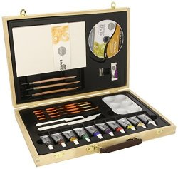 Daler-Rowney Acrylic Colour Box Set