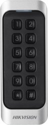 Hikvision Digital Technology Hikvision 12-KEY Keypad Access Control Reader - Black And Silver