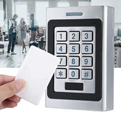 Pbzydu Door Access Control A7-S Em Id 125KHZ IP67 Waterproof Anti-theft Home Security System