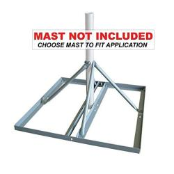 Solid Signal SKY32816 Non-penetrating Roof Mount Base SKY32816