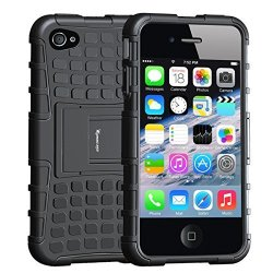 hot sales 10476 bb1fd Korecase Iphone 4 Case Iphone 4S Case Armor Heavy Duty Protection Rugged  Dual Layer Hybrid Shockproof Case Protective Cover For | R425.00 |  Cellphone ...