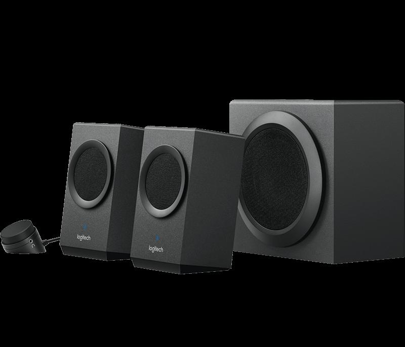 Logitech Z337 Bold Sound with Bluetooth Speakers