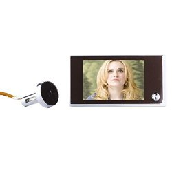 Yiherone SN520A 3.5 Inch Screen 1.0MP Security Camera Digital Peephole Door Viewer New