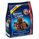 Bakers - Romany Creams Classic Chocolate Biscuits 500G
