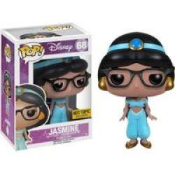 Funko Pop Disney: Jasmine Vinyl Figure Nerd Edition