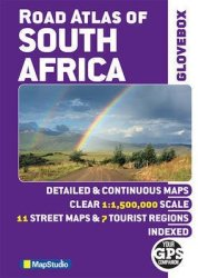 South Africa Glovebox Road Atlas