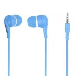 Bounce Hustle Earphones in Blue