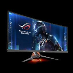 Asus PG348Q 34-INCH Ultra Wide Qhd LED Curved Gaming Monitor PG348Q