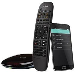 Logitech Harmony Companion All In One Remote Control For Smart Home And Entertainment Devices Works With Alexa