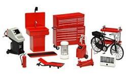 1 24 Tool Set 3 Model Car Fujimi NO.27|GARAGE & Tools