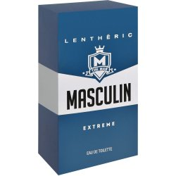 Lentheric Masculin Extreme Edt 100ML
