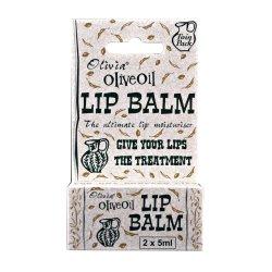 Olivia Olive Oil Lip Balm - 2 X 5ML   R   Cosmetics   PriceCheck SA