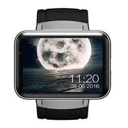 "Android Smartwatches 3G Bluetooth Smart Watch DM98 2.2"" Screen Dual Core Android 4.4 Os Smartwatch With Camera Wifi Gps Sim For Android Ios Smartphon"