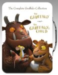 The Gruffalo DVD Double Pack Collectable Tin Gruffalo Gruffalo's Child DVD
