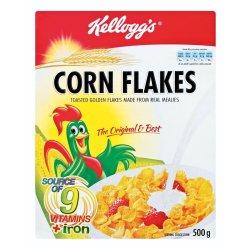Kelloggs - Corn Flakes Original 500G