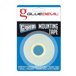 Glue Devil Tape Double Sided 1.5MMX18MMX1M 50-6321