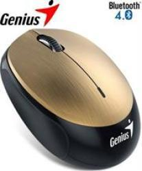 Genius NX-9000BT Bluetooth 4.0 3-button Wireless Optical Mouse
