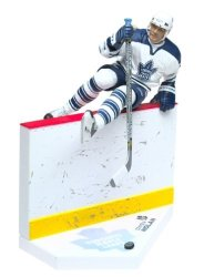 McFarlane Toys Mcfarlane's Sportspicks Nhl Hockey Series 7: 11 Owen Nolan In White Toronto Maple Leafs Uniform