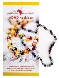 Baltic Amber For Africa Teething Beads Baltic Amber For Africa Adhd Child Necklace