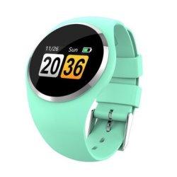 Bakeey Q1 1.0 Inch Heart Rate Blood Oxygen Blood Pressure Health Tracker IP67 Wate